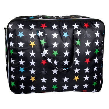 My Bag's, Torba Weekend Bag My Star's black