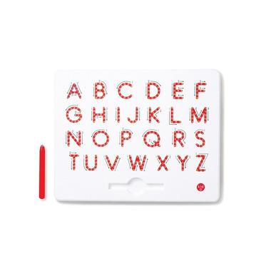 Magnetyczna tablica do nauki pisania A-Z duże litery Kid O