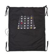 My Bag's, Wielofunkcyjna osłona przeciwdeszczowa My Star's black