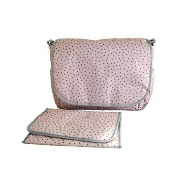 My Bag's, Torba do wózka Flap Bag My Sweet Dream's pink