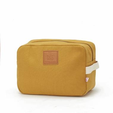 My Bag's, Kosmetyczka Happy Family ocher