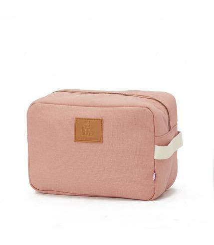 My Bag's, Kosmetyczka Happy Family pink