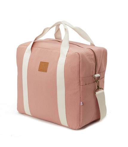 My Bag's, Torba Family Bag Happy Family pink