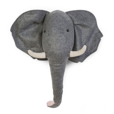 Childhome, Filcowa głowa słonia na scianę