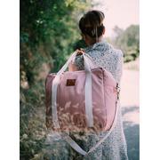 My Bag's, Torba Family Bag Happy Family pink