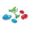Samolot zielony Kid O