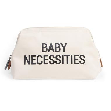 Childhome, Kosmetyczka Baby Necessities kremowa