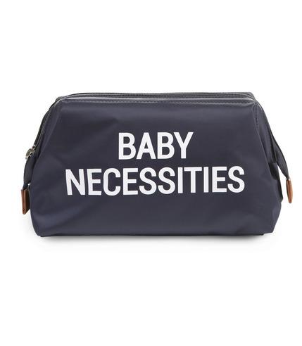 Childhome, Kosmetyczka Baby Necessities granatowa