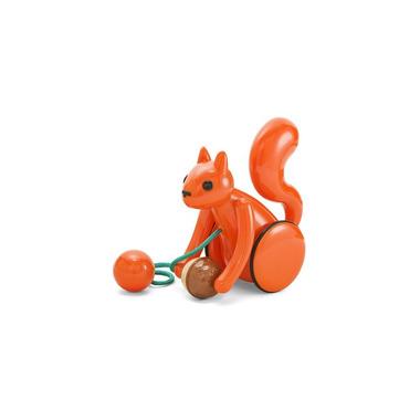 Wiewiórka do ciągnięcia na sznurku Kid O
