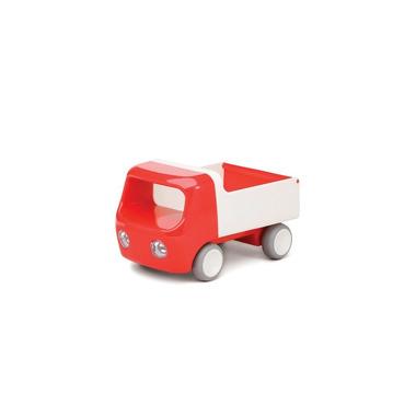 Tip truck czerwona ciężarówka Kid O