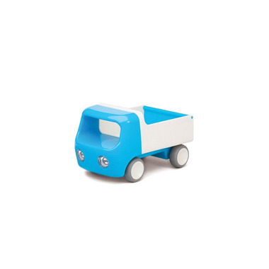Tip truck niebieska ciężarówka Kid O
