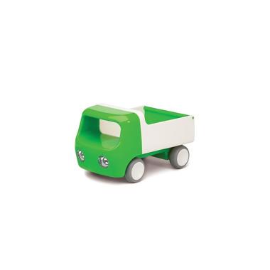 Tip truck zielona ciężarówka Kid O