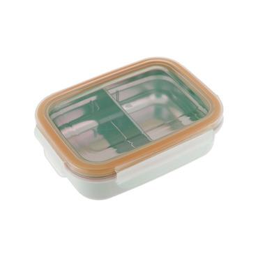 InnoBaby, Termolunchbox ze stali nierdzewnej z przykrywką pomarańczowy