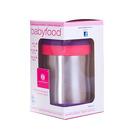 Termiczny pojemnik na żywność BABYFOOD (fioletowo-różowy)
