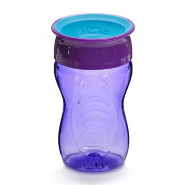 WOW, CUP 360 fioletowy kubek treningowy 296 ml