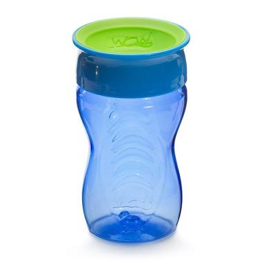 WOW, CUP 360 niebieski kubek treningowy 296 ml