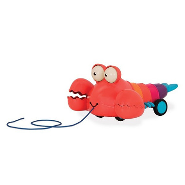 Btoys, Waggle-a-long PINCHY PAT – homar na sznurku