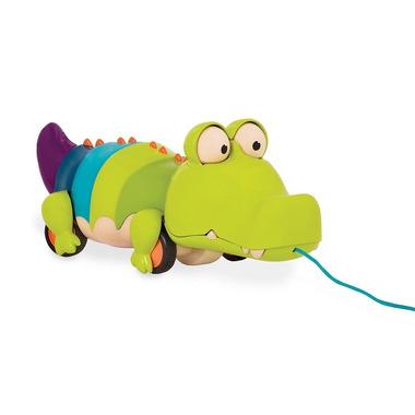 Btoys, Waggle-a-long SNAPPITY SCOTT – krokodyl na sznurku