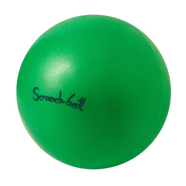 Piłka Scrunch-ball zielona