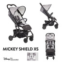Easywalker, Disney by Easywalker Buggy XS Wózek spacerowy z osłonką przeciwdeszczową Mickey Shield