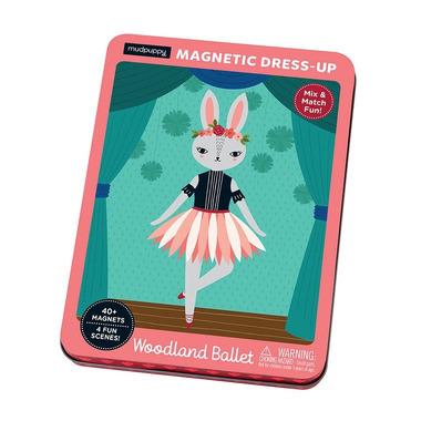 Mudpuppy, Magnetyczne postacie Leśne baletnice 4+