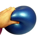 Piłka Scrunch-ball niebieska