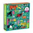Mudpuppy, Puzzle rodzinne Zwierzęta z lasu deszczowego 500 elementów 8+