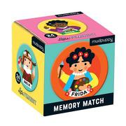 Mudpuppy, Gra Mini Memory Niezwykłe kobiety