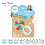 Little Toader, AppeTEETHERS LOL! Sucker gryzak Tęczowy Lizak