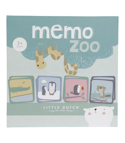 Little Dutch, Memory Zoo