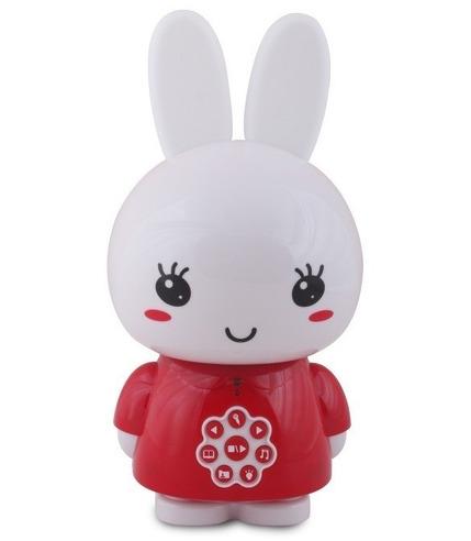 Alilo, Króliczek Honey Bunny - czerwony