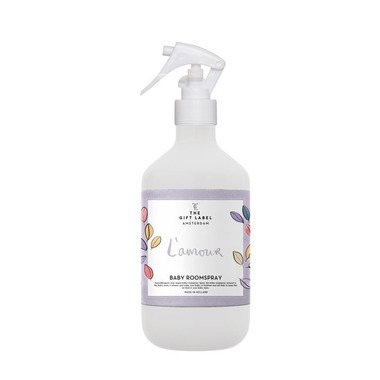 The Gift Label, Wegański spray odświeżający do pomieszczeń L'amour 250 ml
