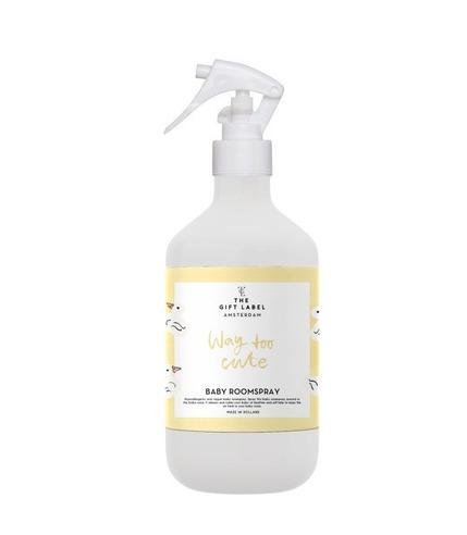 The Gift Label, Wegański spray odświeżający do pomieszczeń Way too cute 250 ml