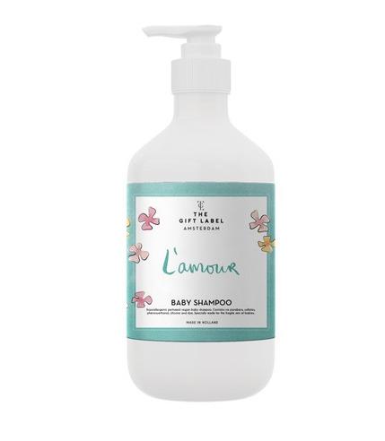 The Gift Label, Wegański szampon dla dzieci L'amour 250 ml