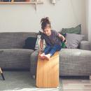 Wobbel, Deska do balansowania Wobbel XL z filcem - forest