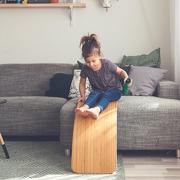 Wobbel, Deska do balansowania XL z filcem - mouse