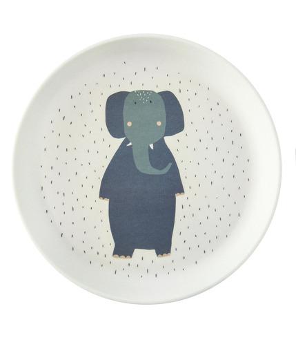 Trixie, talerz bambusowy Słoń