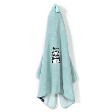 La Millou, By Marta Żmuda-trzebiatowska - Ręcznik Bamboo Soft - Kid - Mint - ilovepanda