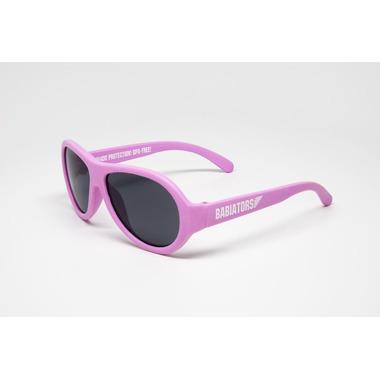 Babiators, okulary przeciwsłoneczne Classic 3-7 różowa księżniczka