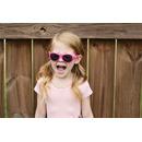 Okulary przeciwsłoneczne 3-7 Popstar Fuksja