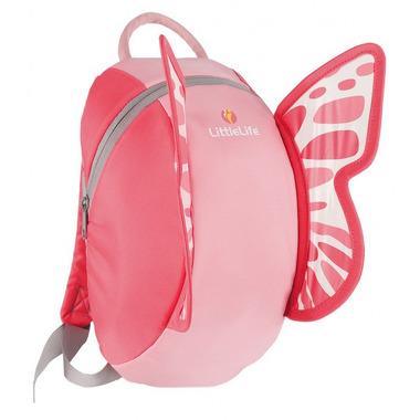 LittleLife, Duży plecak  Animal Motylek