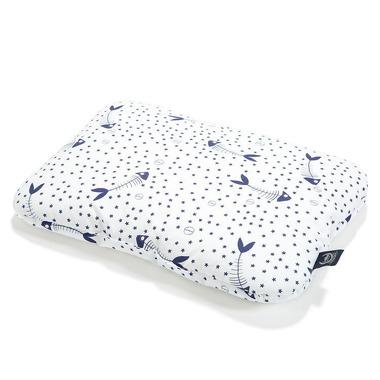 La Millou, Mid Pillow - 30x40 - Fish Bones
