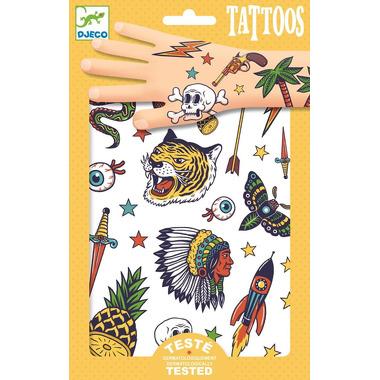 Djeco, Tatuaże Bang-Bang