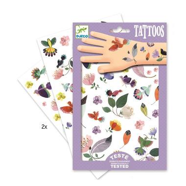 Djeco, Tatuaże W Locie