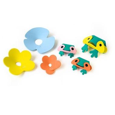 Quut, Zestaw puzzli piankowych 3D Quutopia Żabki
