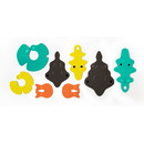 Quut, Zestaw puzzli piankowych 3D Quutopia Krokodyle