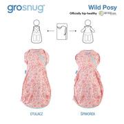 Gro Company, Otulacz - śpiworek Grosnug Wild Posy Cosy