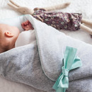 Rożek niemowlęcy Freckles in Mint