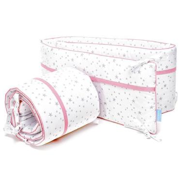 Ochraniacz do łóżeczka MilkyWay Peach