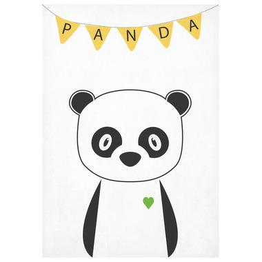 Plakat A3 Miś Panda